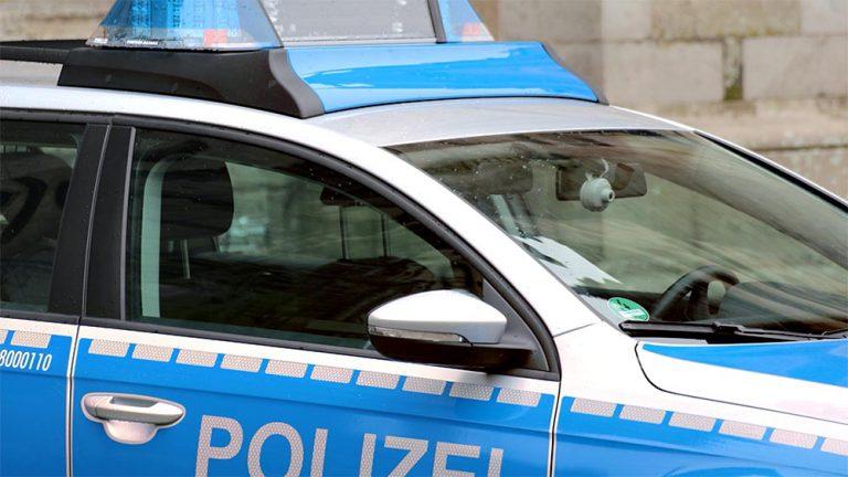 Zug in Lüdenscheid von Schüssen getroffen