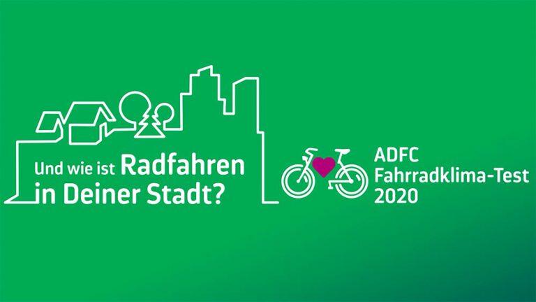 Teilnehmen an der Umfrage des Fahrradclub ADFC