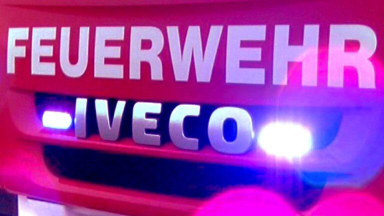 Orkantief Hermine sorgt für Feuerwehreinsätze