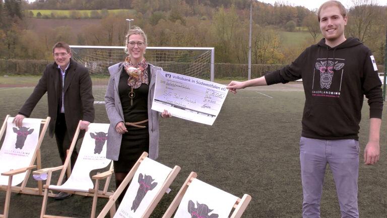 15.015 Euro aus Crowdfunding-Topf