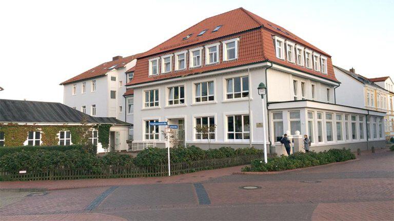 Schullandheim Norderney im November dicht