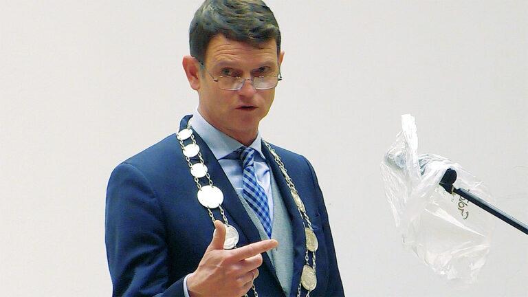 Grußwort des Bürgermeisters