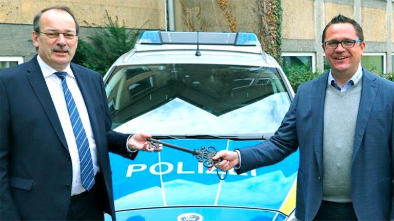 Polizei im Kreis hat einen neuen Chef