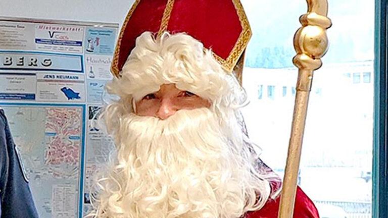 Nikolaus kommt Samstag in die Hönnestadt