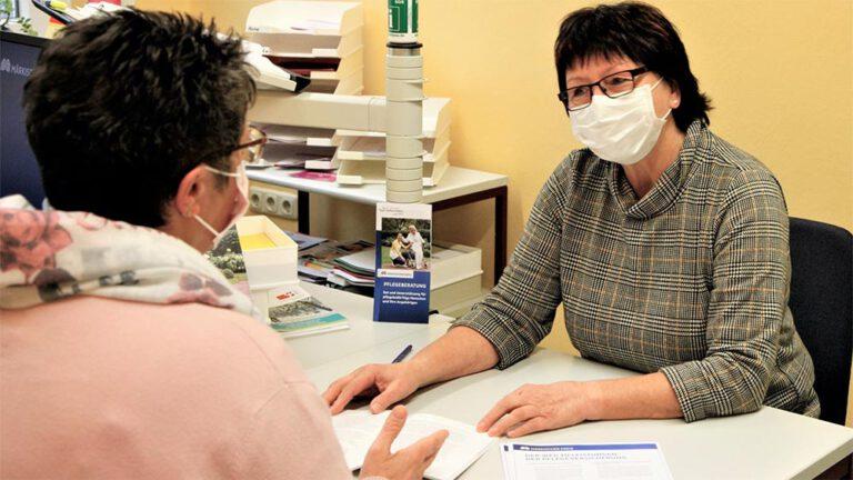 Pflegeversicherung: Antragstellung und Begutachtung
