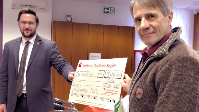 3000 Euro für wichtige Tourismusförderung